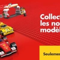 La nouvelle collection Lego chez Shell