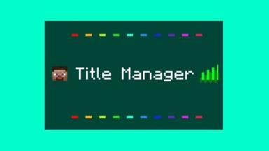 【Plugin紹介】タブメニューにヘッダーとフッターを設定『TitleManager』