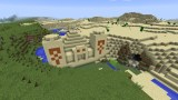 [PC 1.8] Village with blacksmith and saddle + desert temple