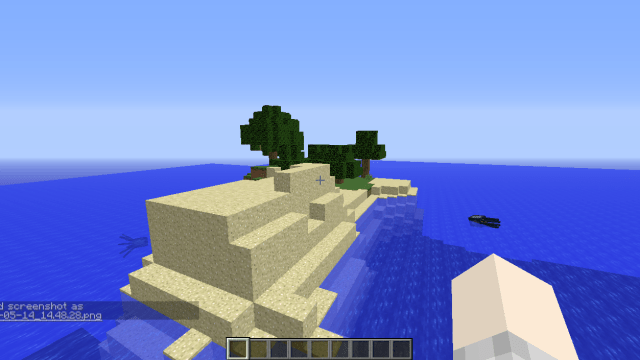 [PC 1.9] 1.9.2 Survival Island