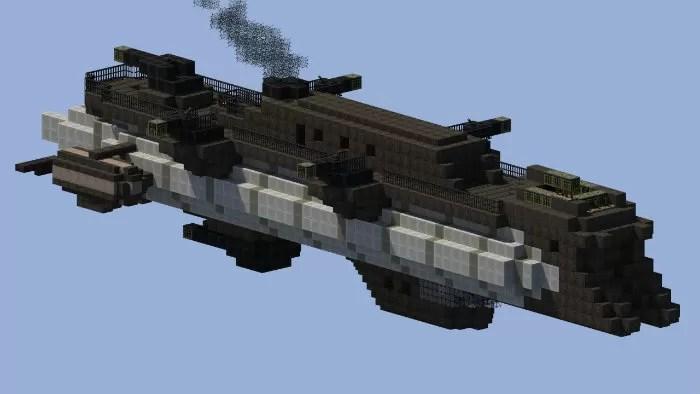 archimedes-ships как сделать лодку