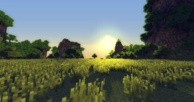 minecraft how to change night viseon reasource pack