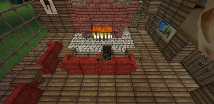 Mrcrayfish S Furniture Mod For Minecraft 1 8 1 Minecraftsix
