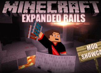 Expanded rails mod for minecraft 1 8
