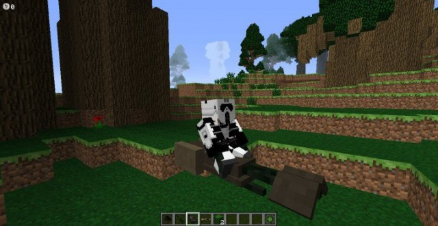 minecraft how to put bread on a armer stand