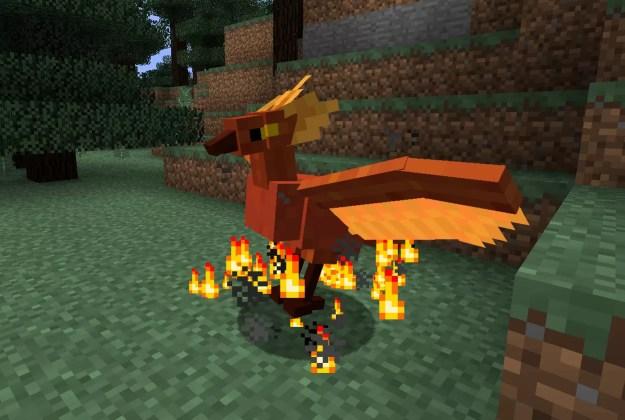 Exotic Birds Mod For Minecraft 1 8 1 7 10 Minecraftsix