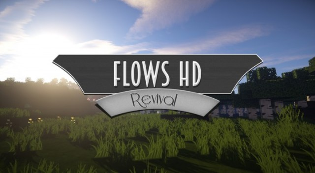 [1.9.4/1.8.9] [128x] Flows HD Revival Texture Pack Download