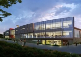 Southwestern College Wellness And Aquatics Complex