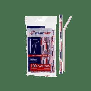 Mineira-Embalagens-Canudo-Flexivel-Vermellho-Sache-6MM-CS-304-Strawplast