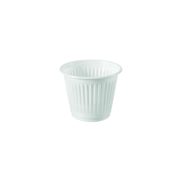 Mineira-Embalagens-Copo-Plastico-Descartavel-Branco-PP-CF-050-50ML-Copobras