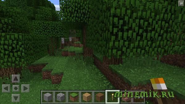 В Minecraft PE 0.11.0 будет 3D