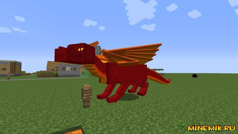 Как сделать так чтобы эндер дракон вылупился в майнкрафт