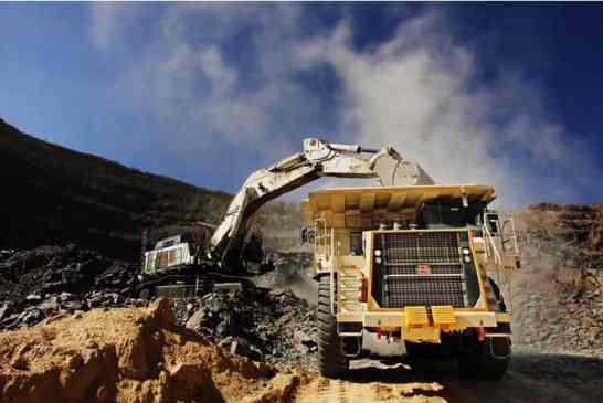 Botswana mining output jumps 16.7%