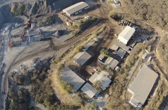 En riesgo de cerrar minera Pangea en Mocorito por bajo precio de metales