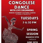 Congo spring