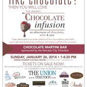 Chocolate Infusion