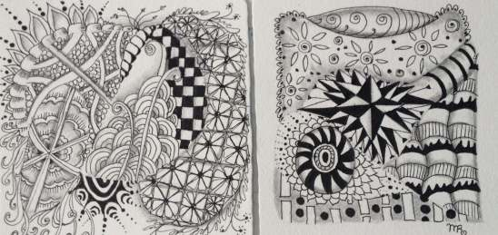 what is zentangle