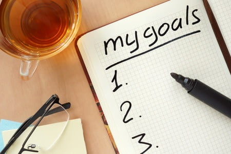 what is your goal setting personality