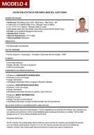 Modelo 4 - Gerador de Currículo Online Com Foto Grátis