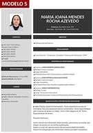 Modelo 5 - Gerador de Currículo Online Com Foto Grátis