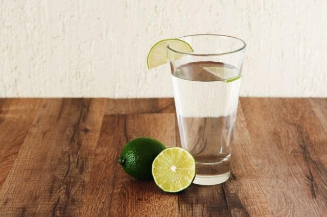 agua com limao