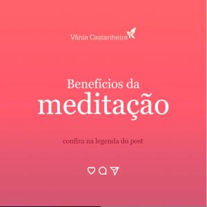 beneficios da meditacao