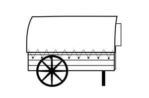 Cowboy Wagon