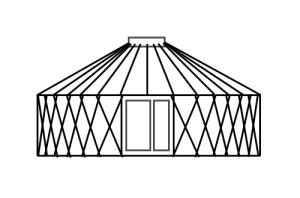 Yurt Icon João