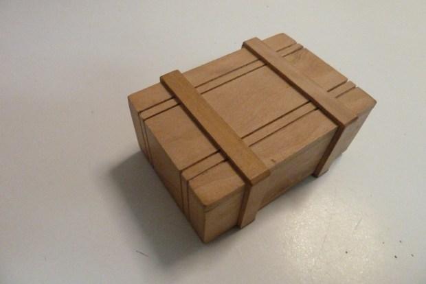 Caja truco
