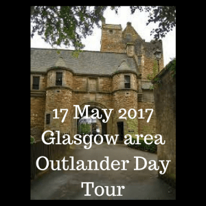 17 May Outlander Day Tour Glasgow