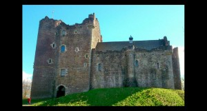Outlander Day Tour Doune Castle