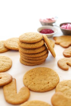Wondrous Vanilla Extract 1 Bowl Vegan Sugar Cookies Cut Out Or Scoop Into Circles Easy Delicious Vegan Dessert Cookies Rolled Sugar Cookies Without Butter Sugar Cookies Without Butter