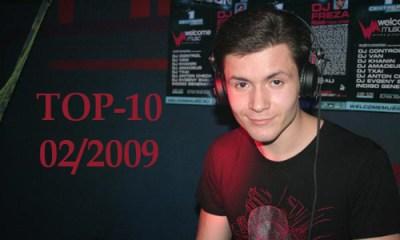 DJ FREZA Top-10 2/2009