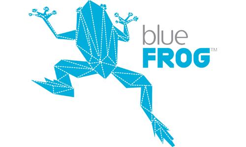 Индийский клуб — Blue Frog