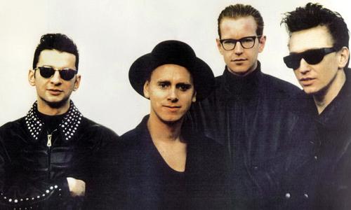 Depeche Mode in remix