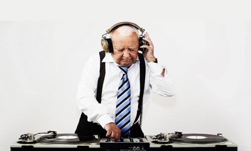 Возрастные DJ