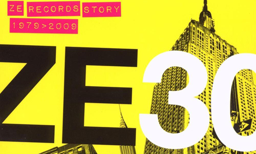 ZE Records — 30 лет