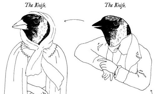 Драматургия под названием The Knife