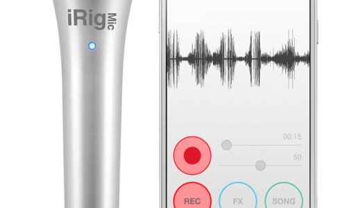 Микрофон IK Multimedia iRig Mic HD
