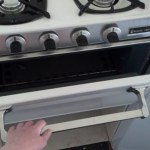 I had to epoxy on the oven handle, the screws fell apart