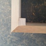 This is the corner detail