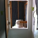 it will be nice to get the stuff out from the window sill of the other window and put it in a home!