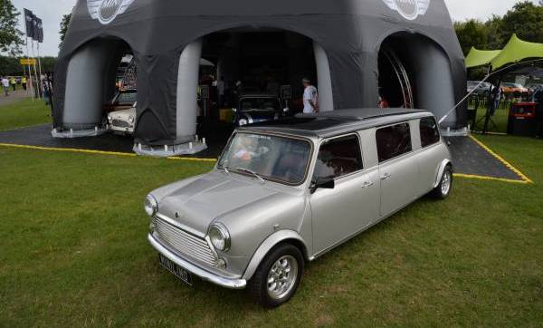 MINI turns 55: a small car with a great history – and IMM Pics, lots of em!