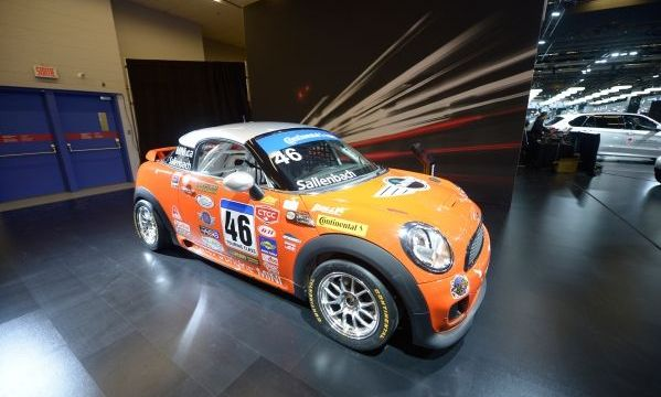 MINI Canada continues to support the Legacy of Motorsports.