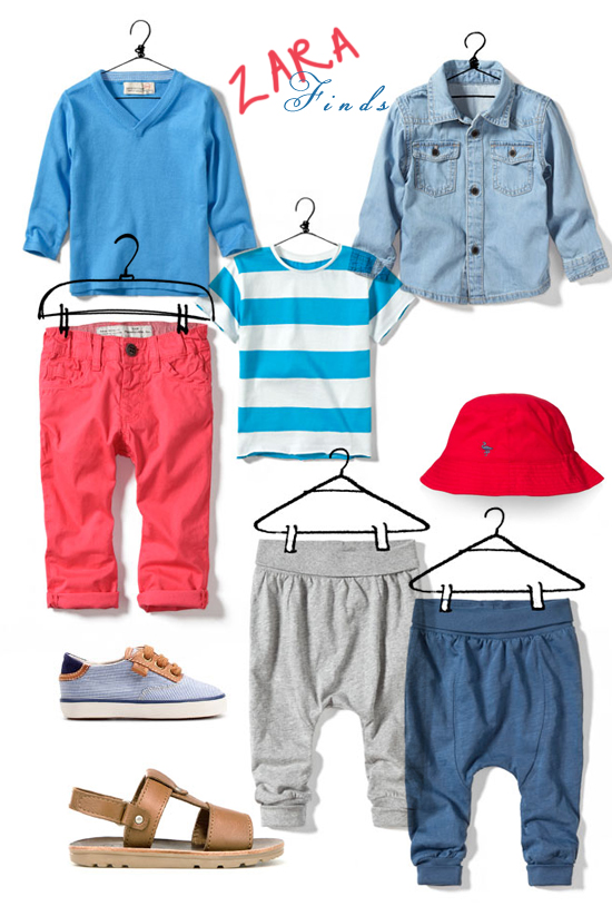 Zara baby finds for spring summer - Zara kids online espana ...