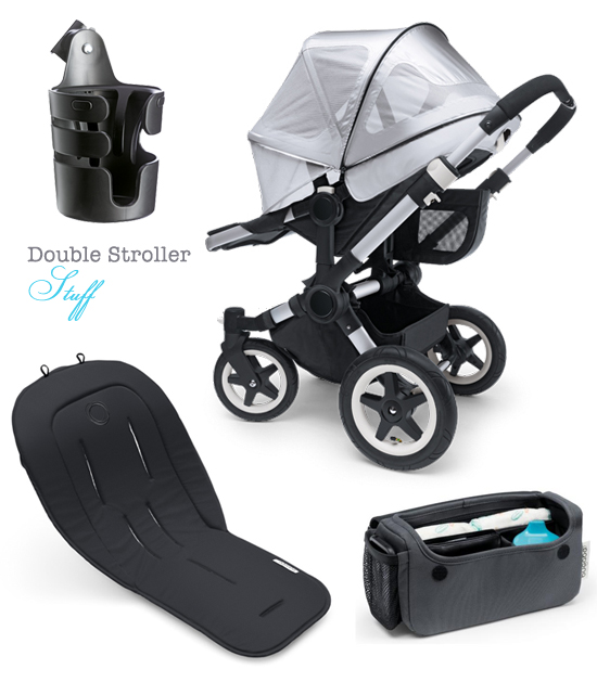 Mini Piccolini: Double Stroller Stuff
