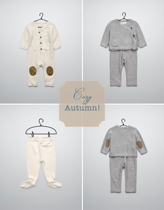 Mini Piccolini - Baby Style for Autumn