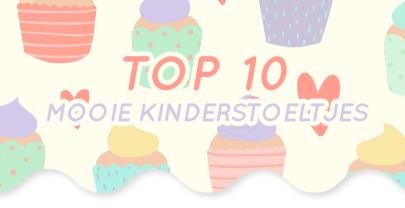 Top 10: mooie kinderstoeltje