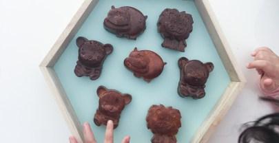 Basisrecept cake met amandelmeel en kokosmeel | paleo