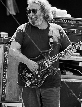 Jerry Garcia - Grateful Dead - Frost Amphitheatre, Palo Alto, CA May 1987